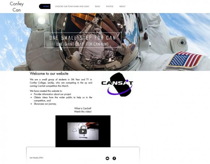 CanSat Website
